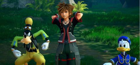 Kingdom Hearts 3 resumen historia