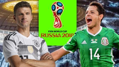 Alemania México
