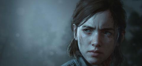 The Last of Us 2 Ellie beso