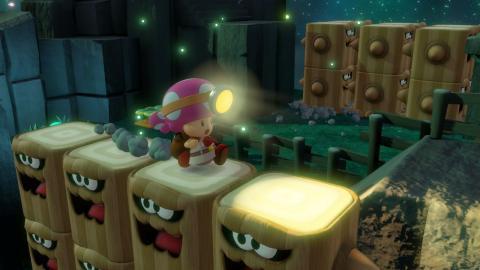 Captain Toad Treasure Tracker Switch 4