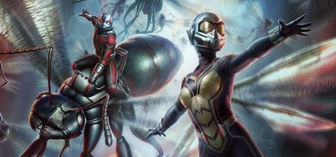 Crítica de Ant-Man y La Avispa - El punto de vista comiquero