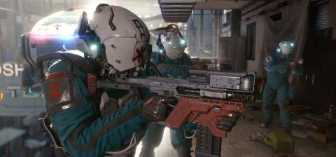 Cyberpunk 2077 E3 2018