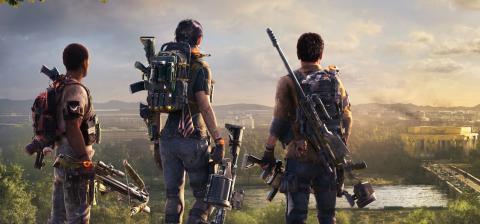 The Division 2 E3 2018 impresiones