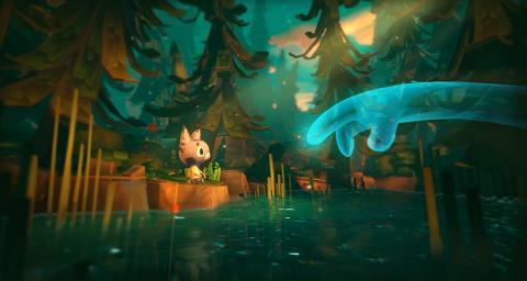 Ghost Giant para PSVR