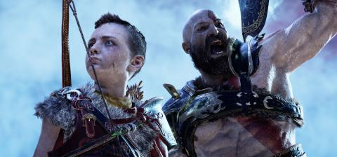 God of War PS4 secreto