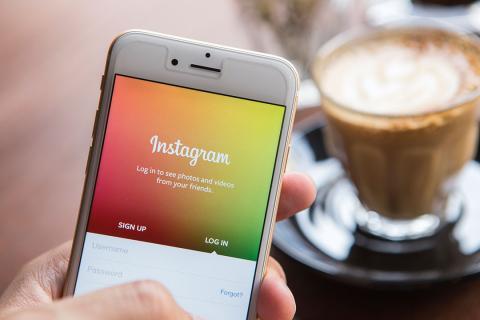 instagram app móvil