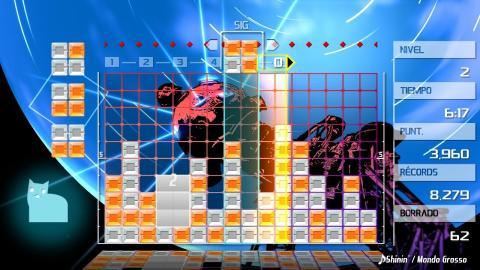 Lumines Remastered Analisis 8