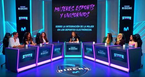 Mujeres y esports