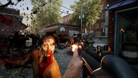 Overkill´s the walking dead 3