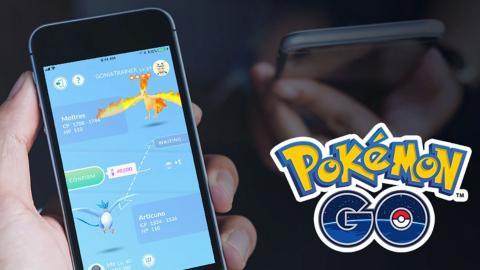 Pokémon GO Intercambio Amigos
