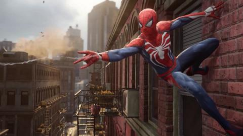 Spider-Man de Insomniac Games para Playstation 4