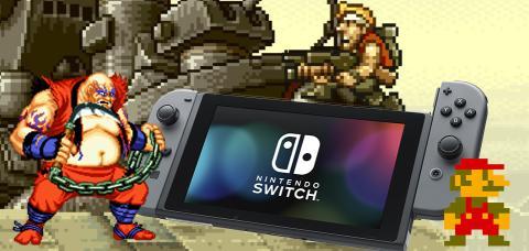 Switch retro