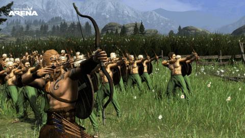 Total War Arena - Ambiorix