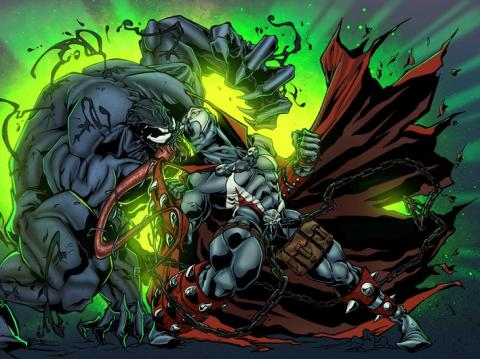 Venom & Spawn Crossover