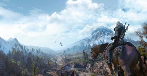 """1. """"The Witcher 3: Wild Hunt"""" [RE]"""