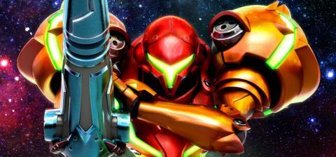 Metroid Samus Returns 3DS making of