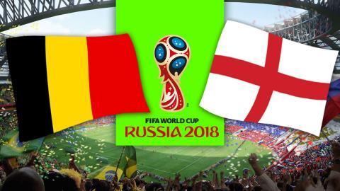 Bélgica vs Inglaterra