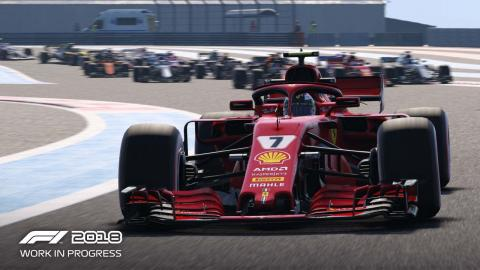 Captura F1 2018