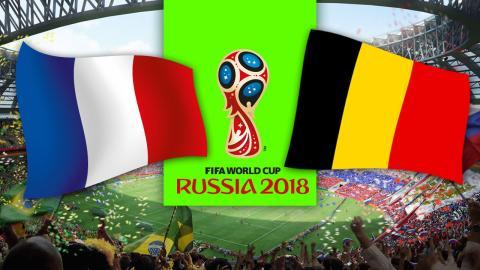 como ver francia belgica mundial 2018 semifinales