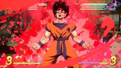 Dragon Ball FighterZ - Goku y Vegeta (base)
