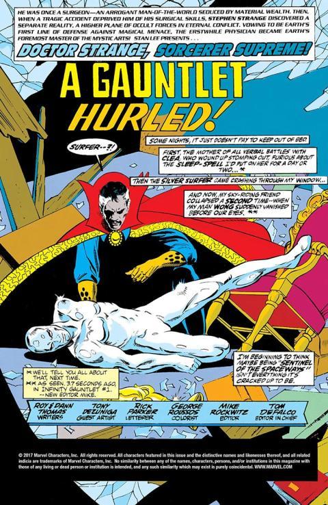 El Guantelete del Infinito: Héroes Marvel