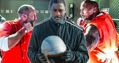 Idris Elba Hobbs and Shaw