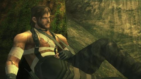 Metal Gear Solid 3 resfriado