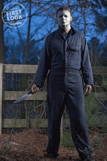 Michael Myers en Halloween (2018)