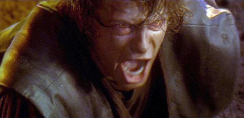 Odio Star Wars