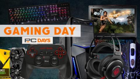 Ofertas gaming PcDays de PcComponentes Hobby Consolas