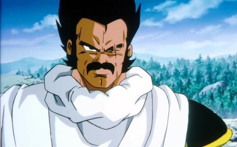 Paragus - Dragon Ball