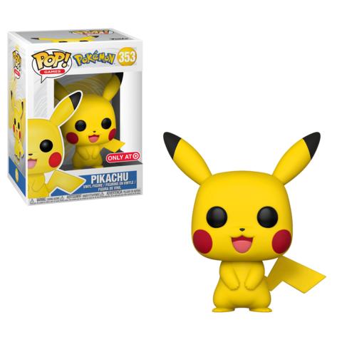 Pokémon Funko Pop Pikachu