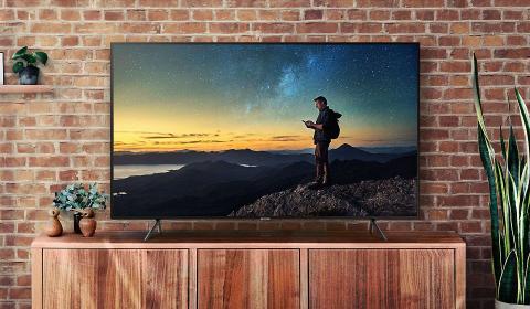 TV 4K Samsung