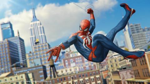 Spiderman PS4 análisis