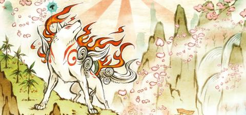 Okami HD Nintendo Switch análisis