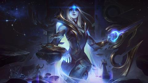 Cosmic Ashe - esports