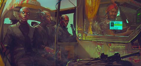 Cyberpunk 2077 jugar