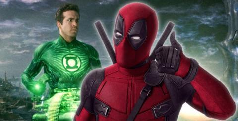 Deadpool y Green Lantern