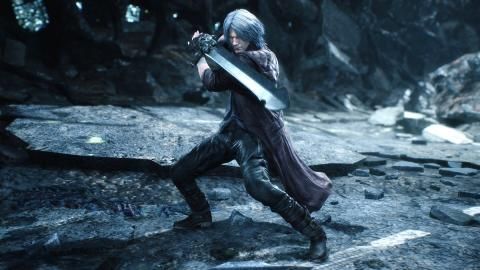 Devil May Cry V Dante