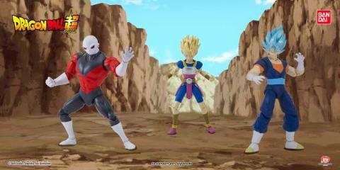 Dragon Ball Super figuras deluxe Bandai