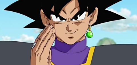 Dragon Ball Super pothala and time ring