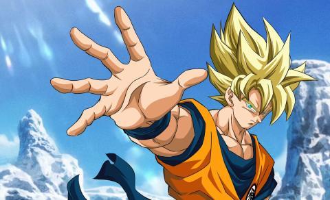 Dragon Ball Yuya Takahashi