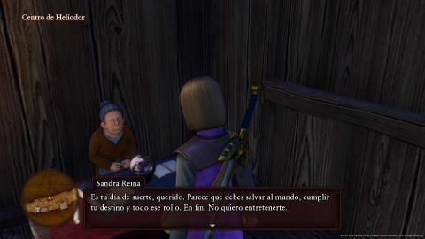 Analisis De Dragon Quest Xi Ecos De Un Pasado Perdido Para Ps4 Y