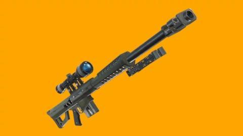 Fortnite Battle Royale - Francotirador pesado