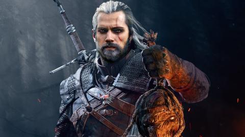 Geralt de Rivia - Henry Cavill