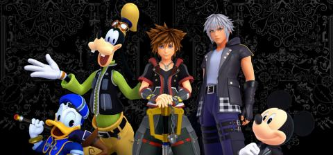 Kingdom Hearts 3 entrevista