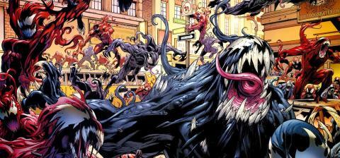 Película de Venom - Los simbiontes que veremos (por ahora)