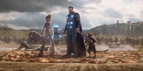 ¿Qué es el Rompetormentas de Thor de Vengadores Infinity War?