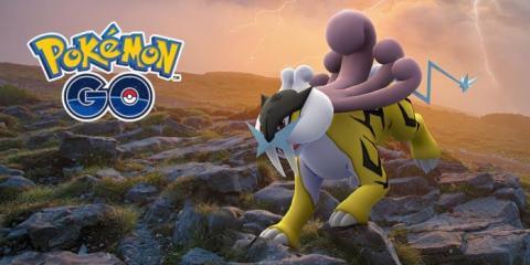 raikou pokemon go