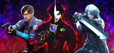 Resident Evil 2 Devil May Cry 5 Onimusha